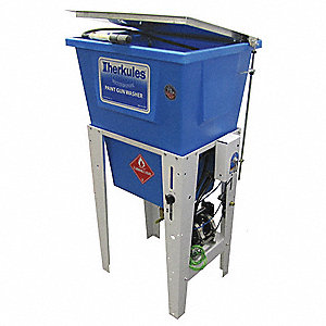 Automatic Paint Gun Washer,5 gal.