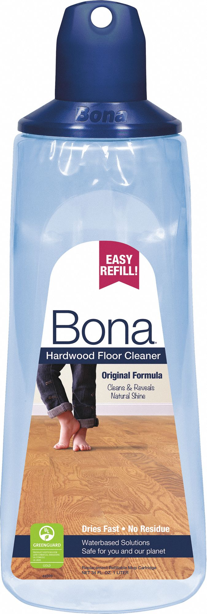 Bona 34 Oz Hardwood Floor Cleaner 1 Ea 420d29