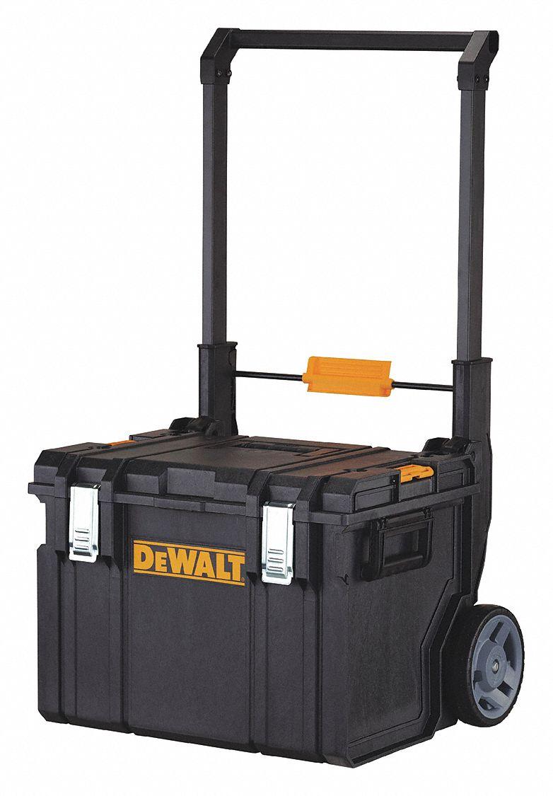 Dewalt Rolling Tool Box 24 13 32 Quot H X 23 13 32 Quot W X 18 5 16