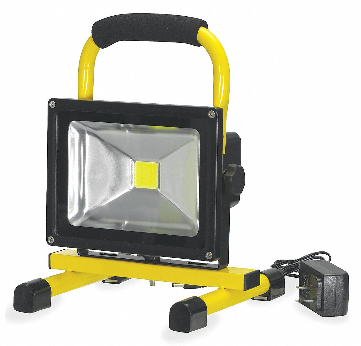 Prolight 20w Led Floor Stand Temporary Job Site Light