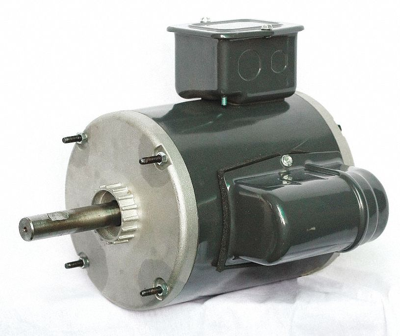 Dayton Direct Drive Fan Motor : Dayton direct drive motor permanent split capacitor