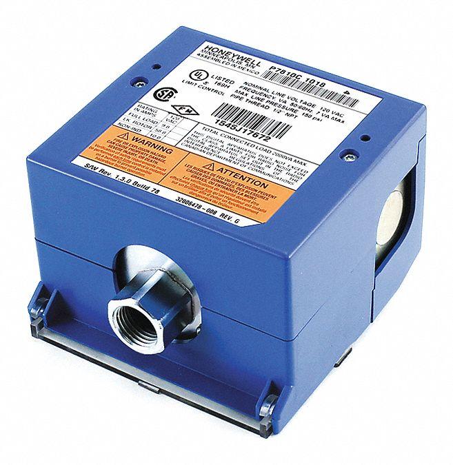 Honeywell Mod Hi Limit Control No 0 150 On Off 42fh39