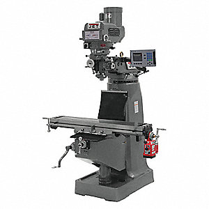 Var Speed Mill Mchn,3 HP,3 PH,230/460 V