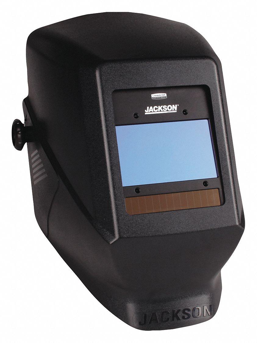 Jackson Safety Auto Darkening Welding Helmet 9 To 13 Lens