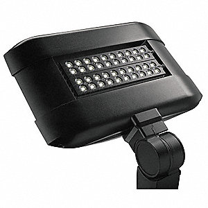 9271 Lumens LED Floodlight, Bronze, LED Replacement For 250W HPS/MH