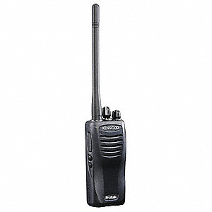 VHF No Display Portable Two Way Radio, Number of Channels 4