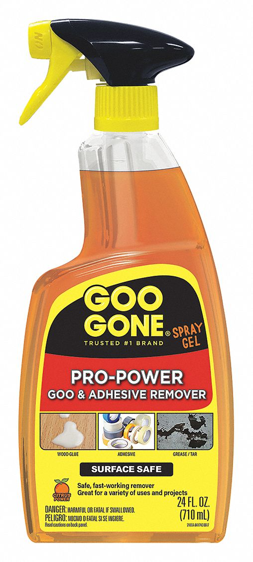 Goo gone adhesive remover 24 oz trigger spray bottle - Klean strip adhesive remover lowes ...