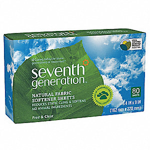 80 Sheets Dryer Sheets, 12 PK