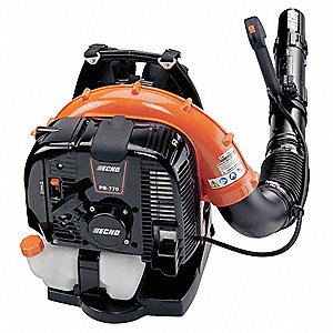 Backpack Blower,Gas,756 CFM,234 MPH
