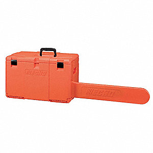 "Chain Saw Case, For Use With All Echo Chains Saws with up to 24"" Bar Length"