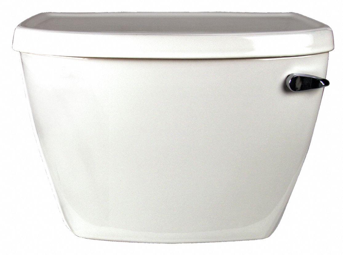American Standard Glenwall 1 6 Gpf Toilet Tank Right