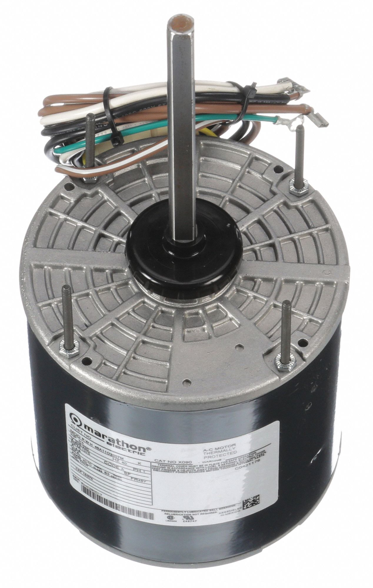Motor Wiring Diagrams 3 Wire Also 3 Speed Fan Motor Capacitor Wiring