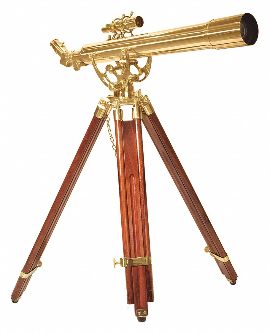 Barska Telescope 28x Polish Brass Anchormaster 45cp06