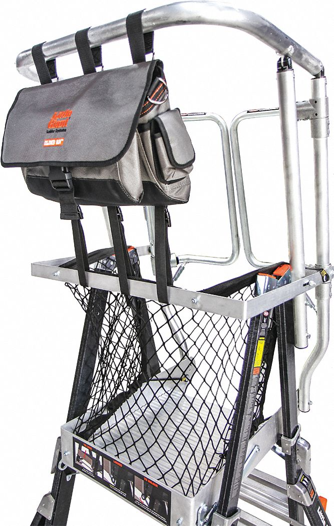 Little Giant Custom Cage Bag Canvas 25 Lb Load Capacity
