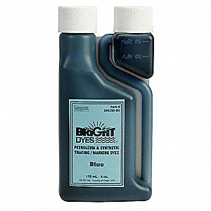 Color Coding Dye,Blue,4 oz.