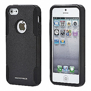 Cell Phone Case, Dual Guard,Black