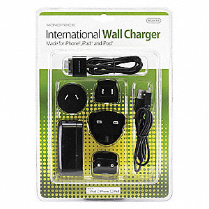 Portable Device Wall Charger