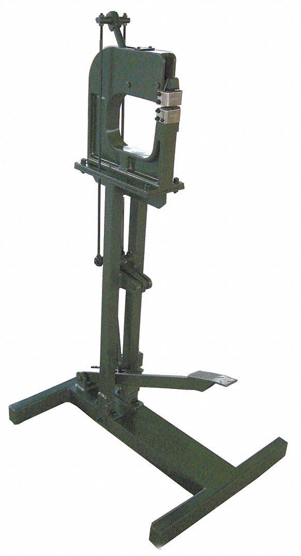 dayton shrinker  stretcher  16 gauge with stand