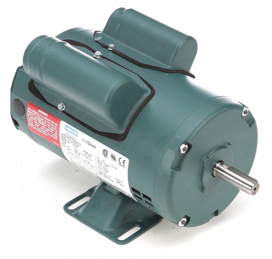 Leeson General Purpose Motor 1 Hp 60 Hz 45kf25