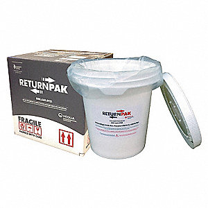 Pharmaceutical Waste Kit,5 gal.