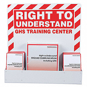 Right-To-Know Center,29 x 20 x 4In,Eng