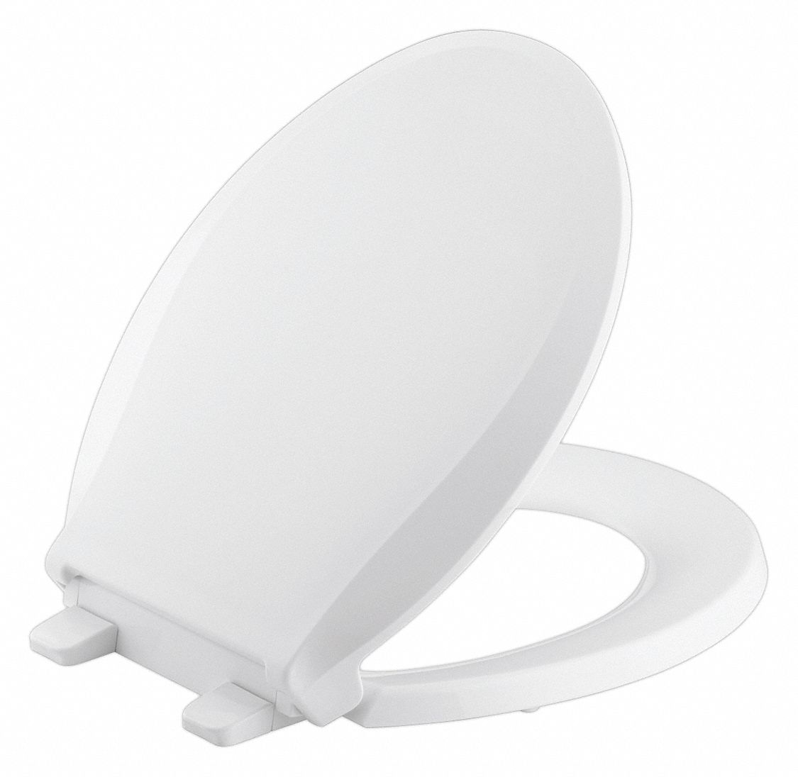 Kohler Toilet Seat Round With Cover 16 1 4 Quot Bolt To