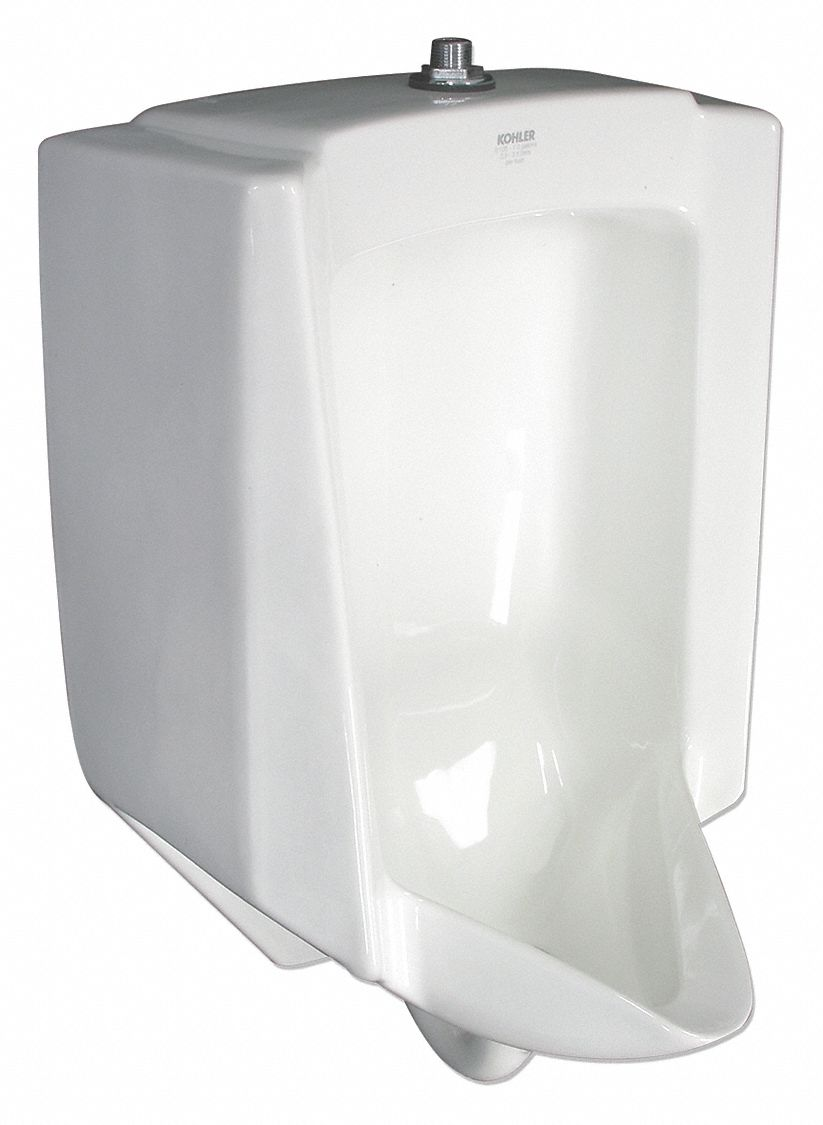 Kohler Washout Wall Urinal Gallons Per Flush 0 125 To 1
