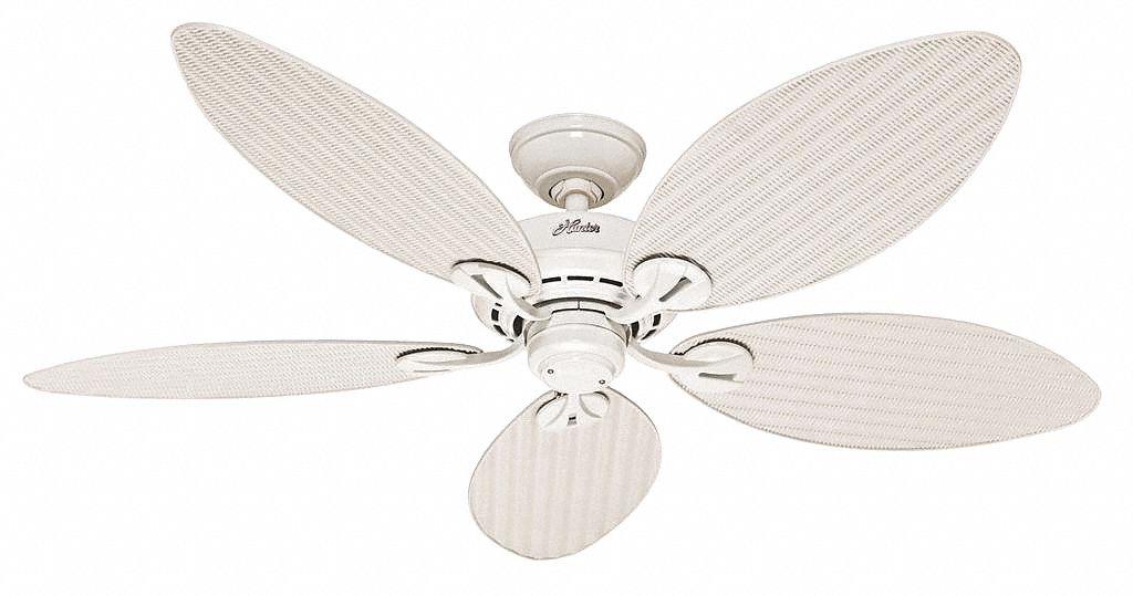 Hunter Decorative Ceiling Fan 54 Quot White 45pd94 54097