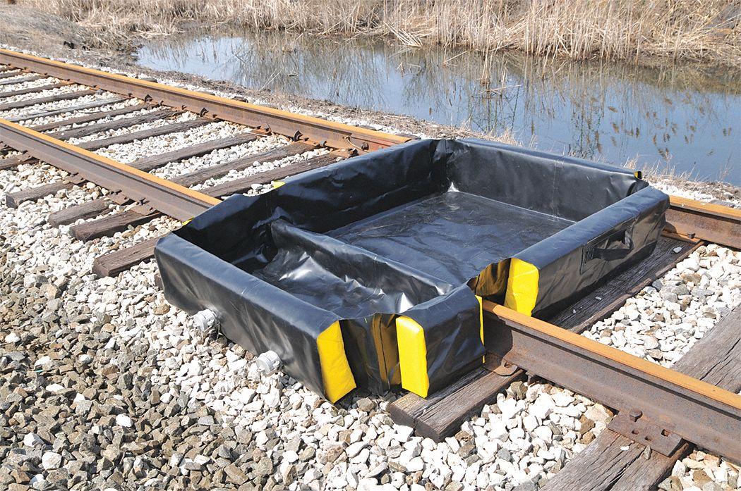 Eagle Railroad Spill Containment Berm 120 Gal Length 6
