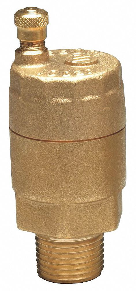 Watts 150 Psi Automatic Air Vent Valve Brass 3 4 Quot Inlet