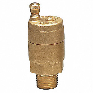 Watts 150 Psi Automatic Air Vent Valve Brass 1 Quot Inlet
