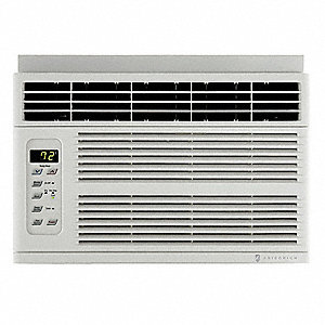Window A/C,BtuH 5450,115  V,Cool Only