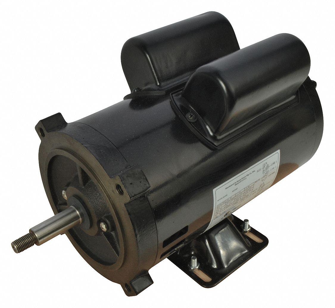Dayton ac motor 1 ph 746 watts 46k853 ppt10011g grainger for Dayton gear motor catalog