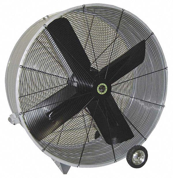 Airmaster Fan Catalog : Airmaster fan air cannon in z emc b grainger