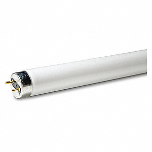 "Linear Fluorescent Lamp, Medium Bi-Pin (G13) Base Type, 48"" Length, 36,000 hr. Average Life"