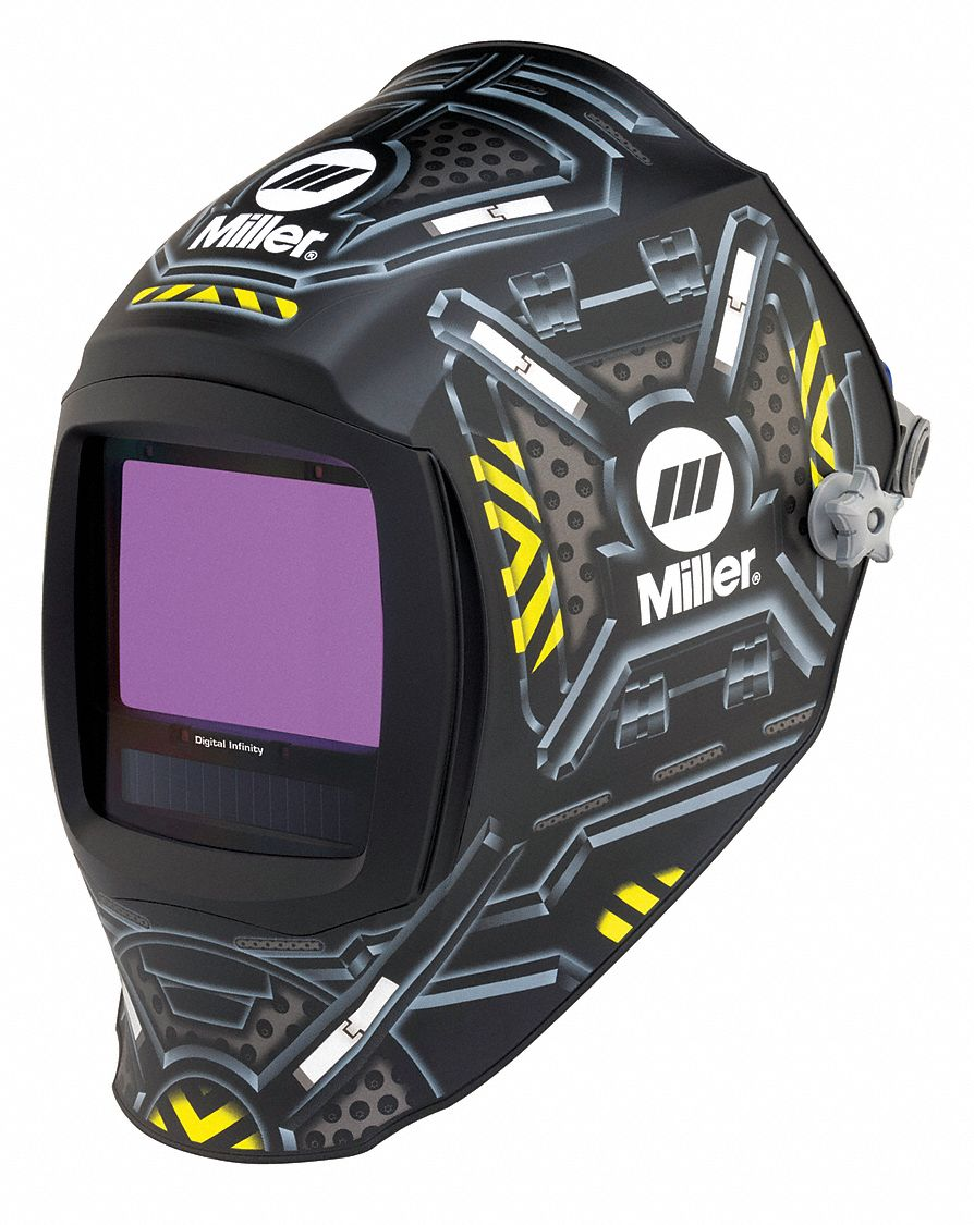 Miller Electric Digital Infinity Series Auto Darkening
