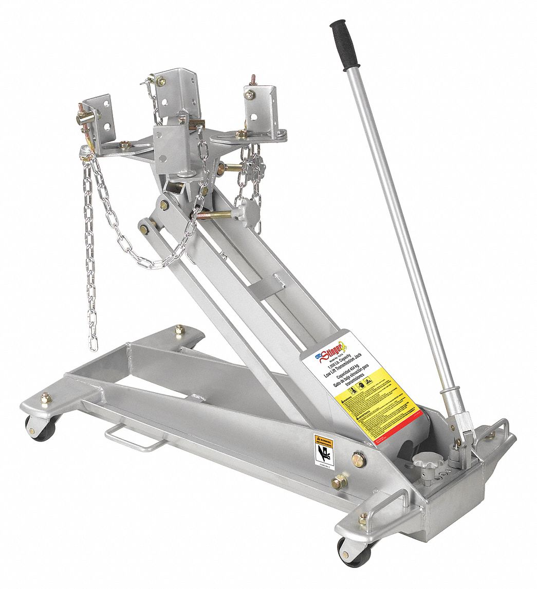 Otc Transmission Jack 36 1 2 In L 1000 Lb 48xv55