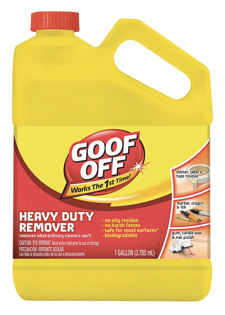 Goof Off Adhesive Grease Marker Paint Tar Remover 1