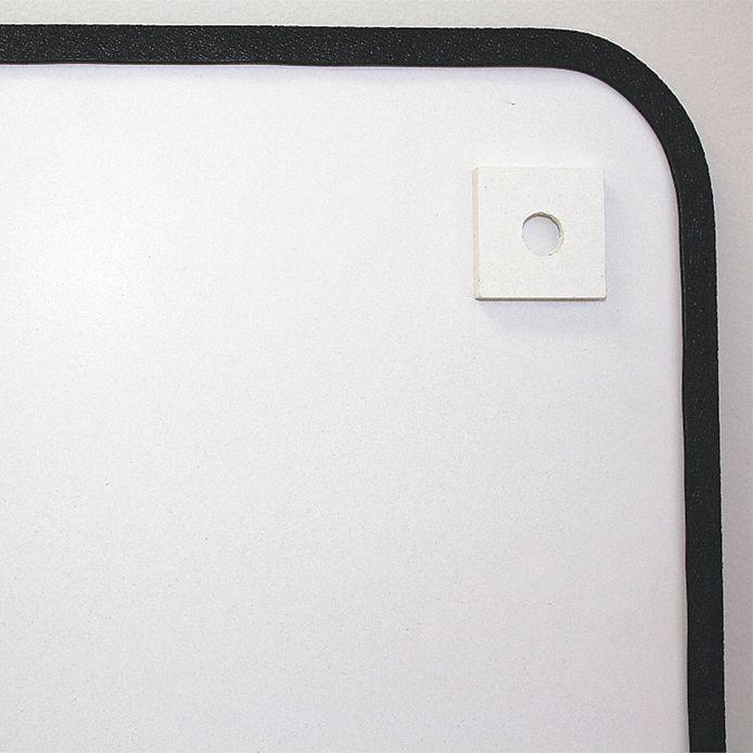 Magna Visual Dry Erase Board Wall Mounted 36 Quot X48 Quot 49av18
