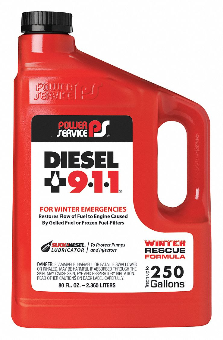 power service products diesel fuel additive amber 80 oz. Black Bedroom Furniture Sets. Home Design Ideas