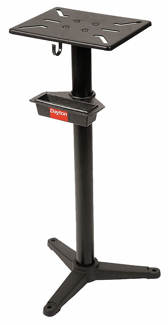 Dayton Bench Grinder Stand For Use With 5 Quot To 8 Quot Bench