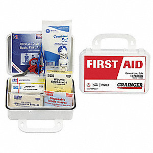 First Aid Kit,First Aid,74 pcs.