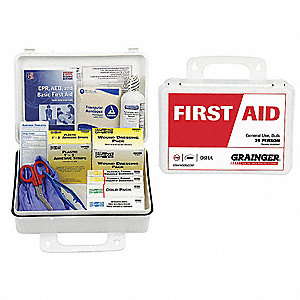 First Aid Kit,First Aid,76 pcs.