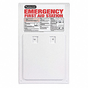 Empty First Aid Cabinet,Wall Mount