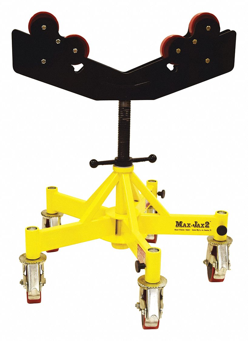 Sumner Invertible Pipe Stand 36 Quot Pipe Capacity 36