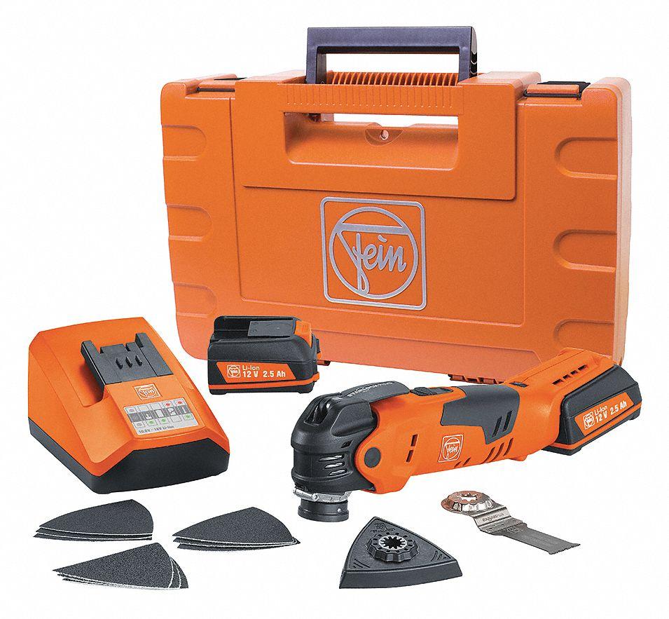 Home Depot Special Order Catalog: FEIN Cordless Oscillating Tool Kit, 12V, 2.5Ah