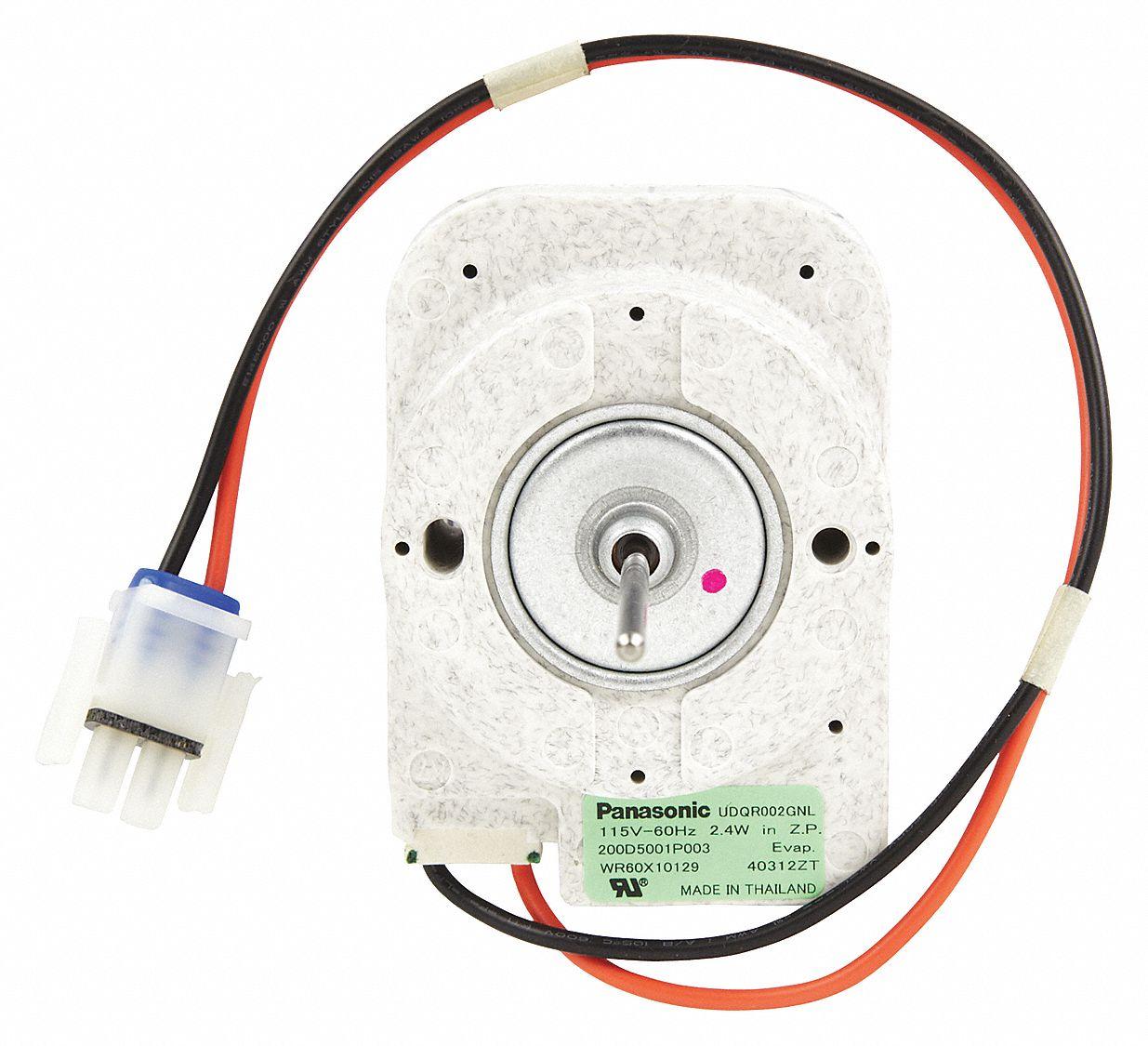 General electric fan motor 49x149 wr60x10257 grainger for Best lubricant for electric fan motor