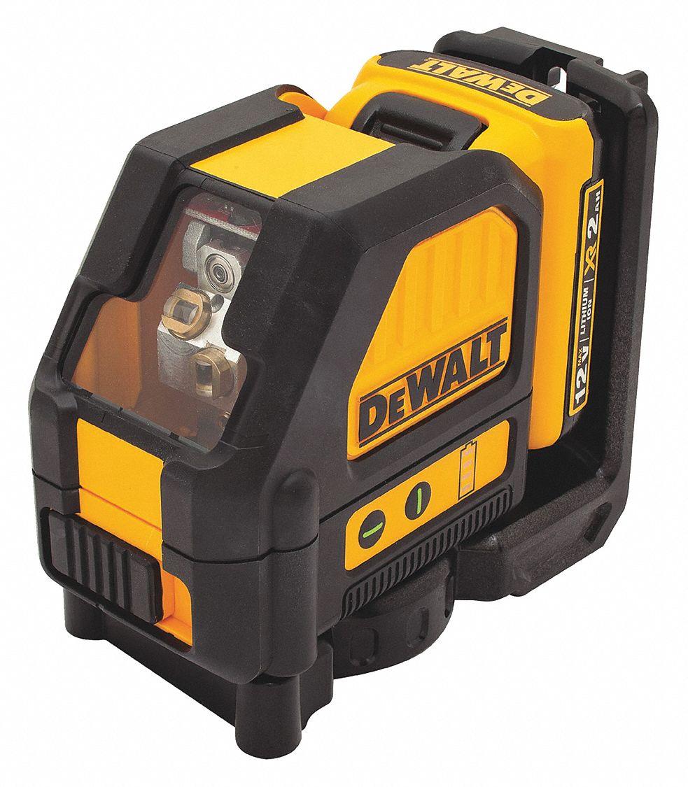 Dewalt Automatic Self Leveling Cross Line Laser