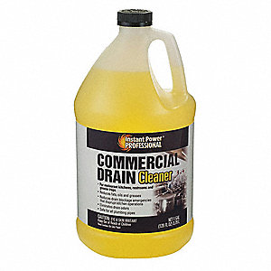 Instant Power Professional Commercial Drain Cleaner 1 Gal
