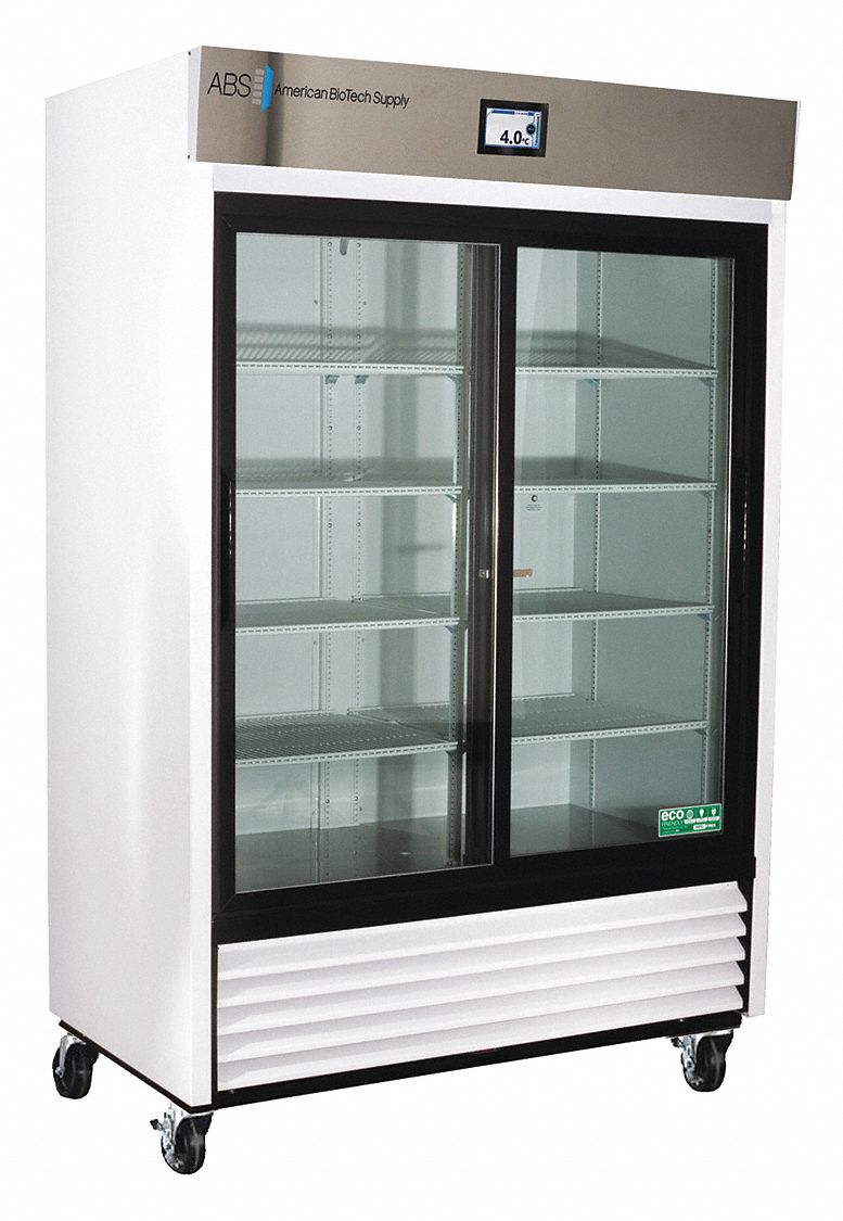 American Biotech Supply Refrigerator Upright 49 Cu Ft